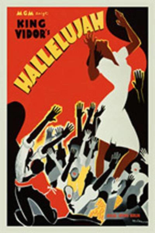 Hallelujah! (film) movie poster
