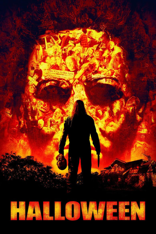 Halloween (2007 film) movie poster