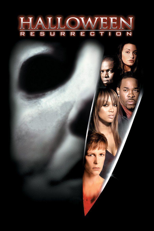Halloween: Resurrection movie poster
