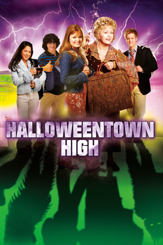 Halloweentown High movie poster