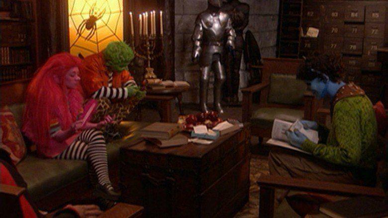 Halloweentown High movie scenes