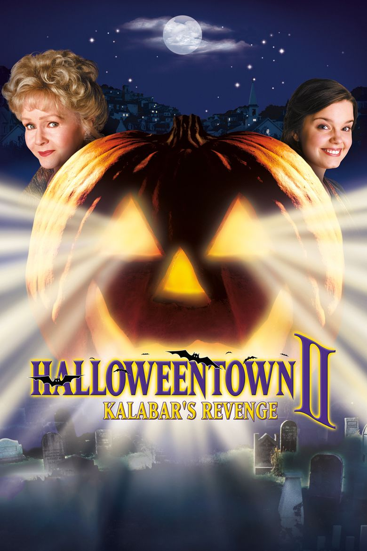 Halloweentown II: Kalabars Revenge movie poster