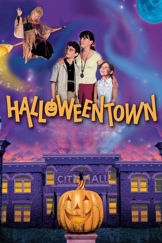 Halloweentown (film) movie poster