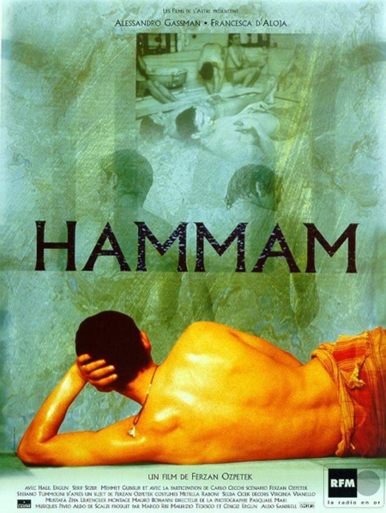 Hamam (film) movie poster