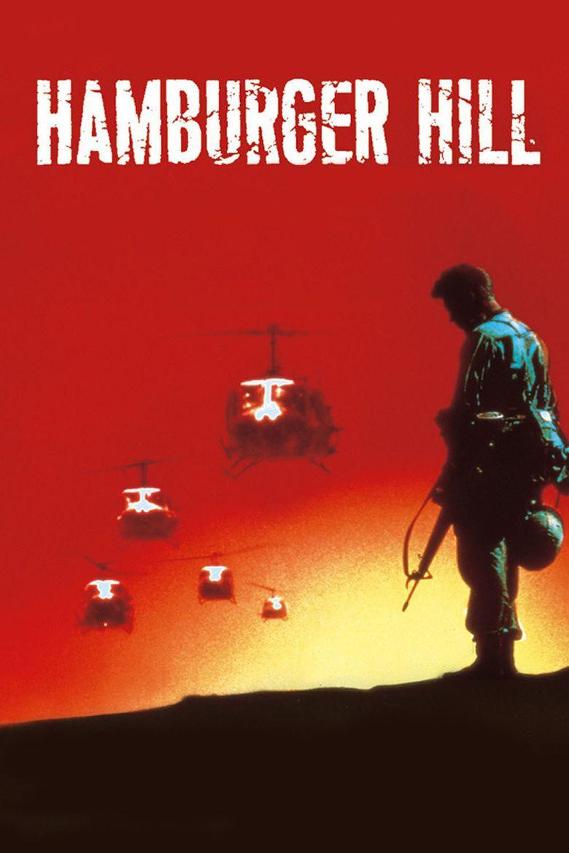 Hamburger Hill movie poster