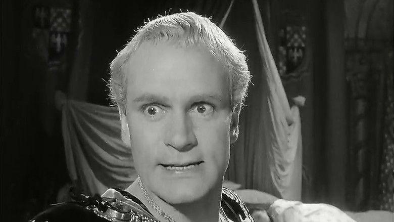 Hamlet (1948 film) movie scenes