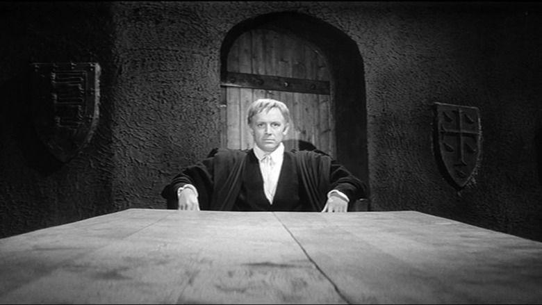Hamlet (1964 film) movie scenes