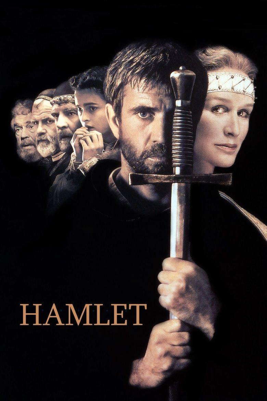 Hamlet (1990 film) movie poster