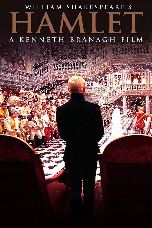 Hamlet (1996 film) movie poster