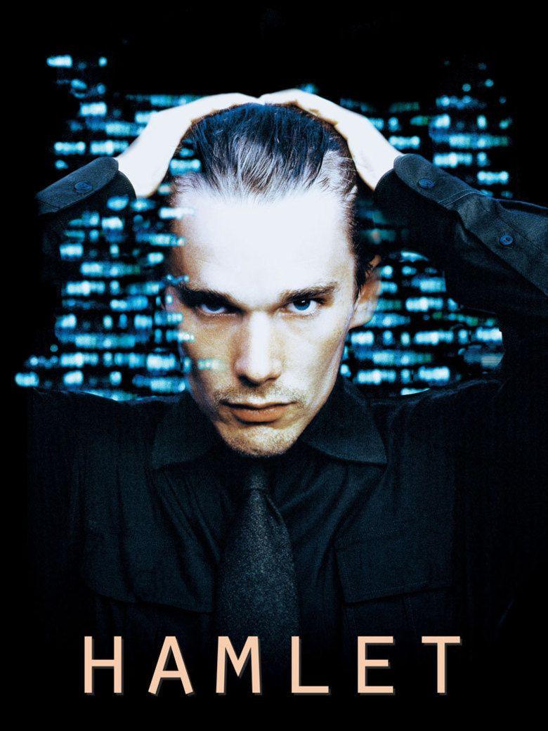 Hamlet (2000 film) movie poster