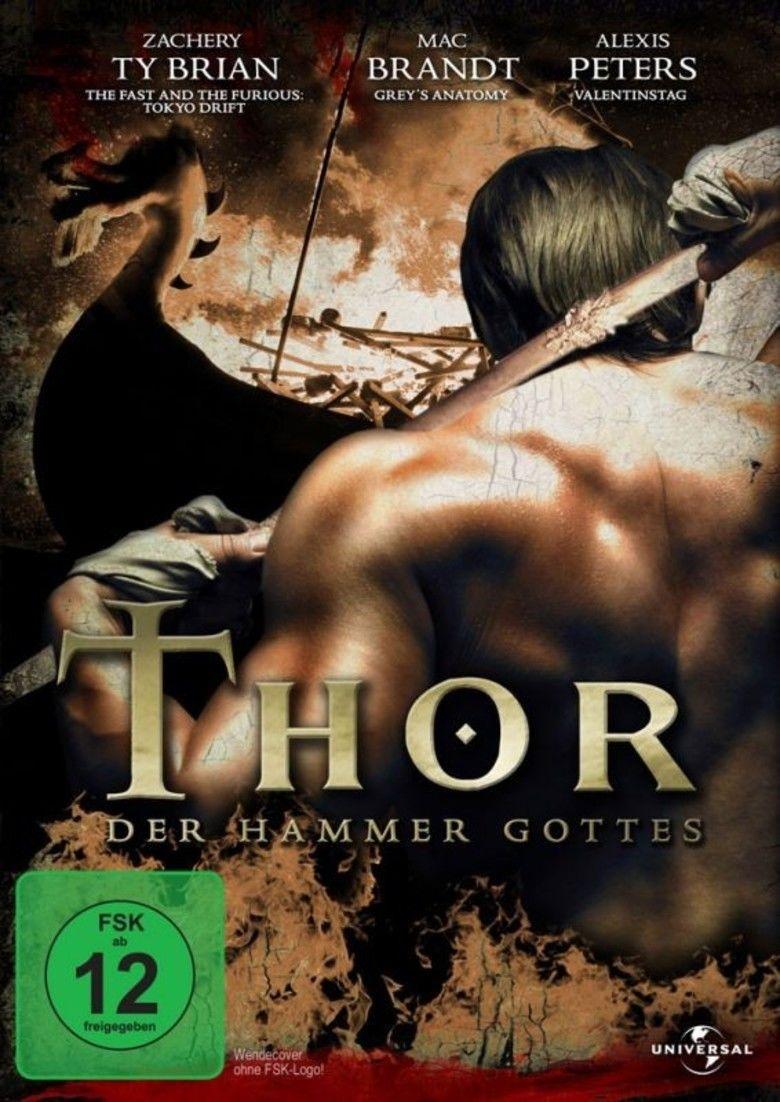 Hammer of the Gods (2009 film) movie poster