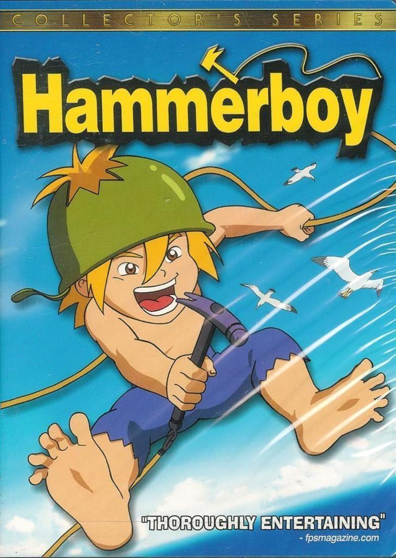Hammerboy movie poster