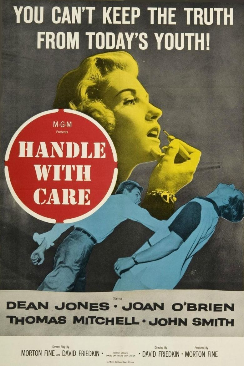 Handle with Care (1958 film) movie poster