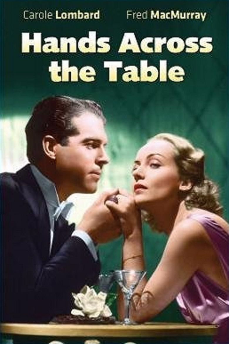 Hands Across the Table movie poster