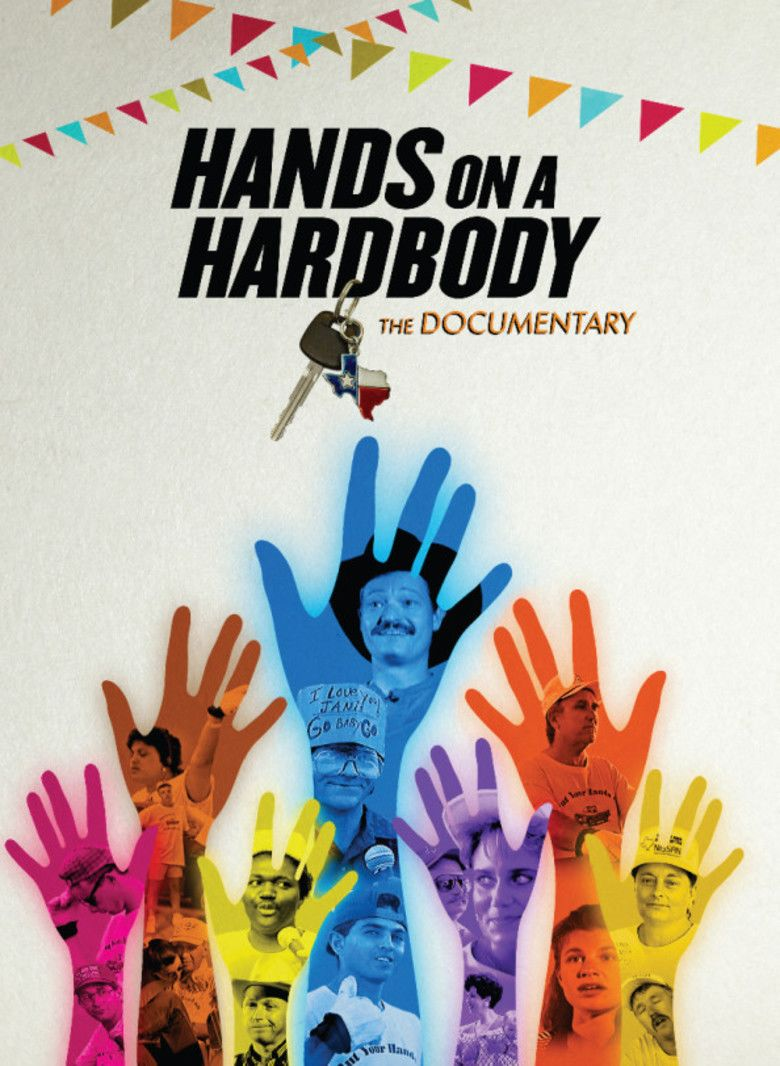 Hands on a Hard Body: The Documentary movie poster