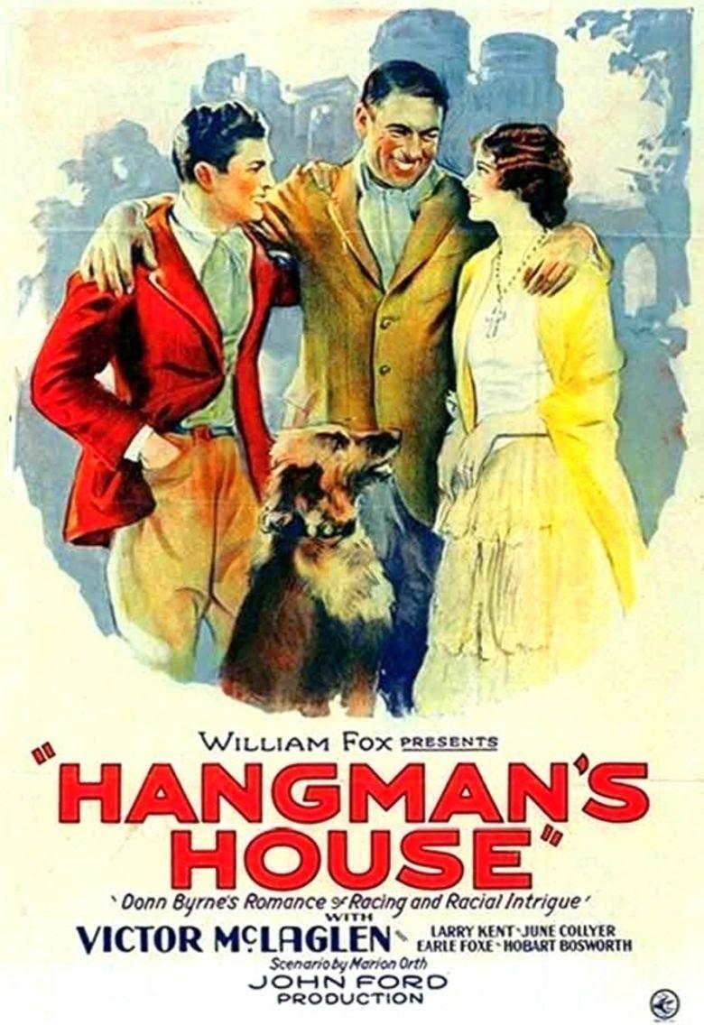 Hangmans House movie poster