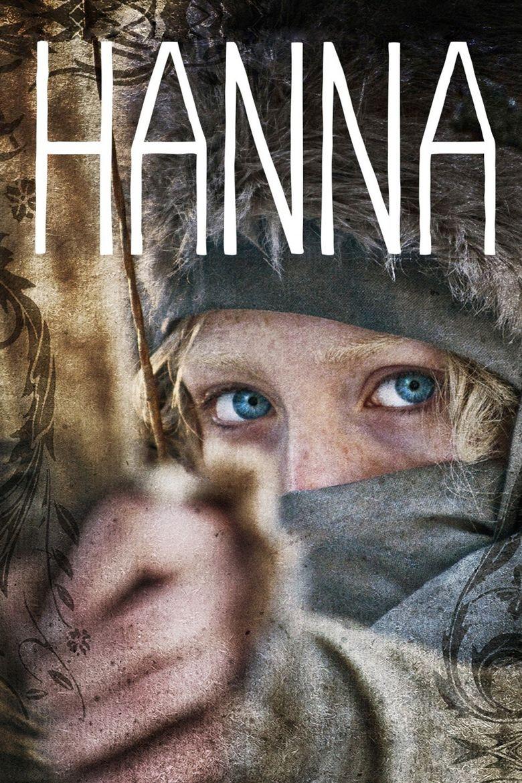 Hanna (film) movie poster