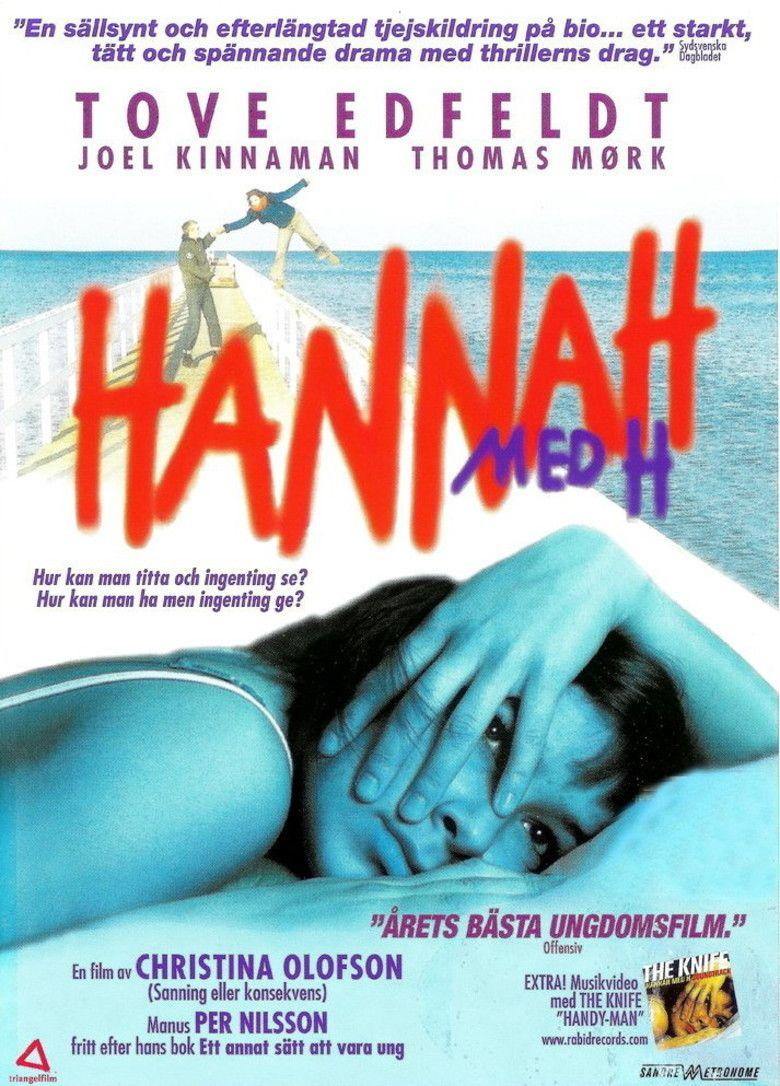 Hannah med H movie poster