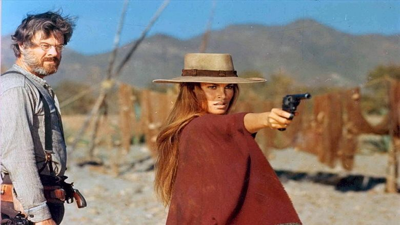 Hannie Caulder movie scenes