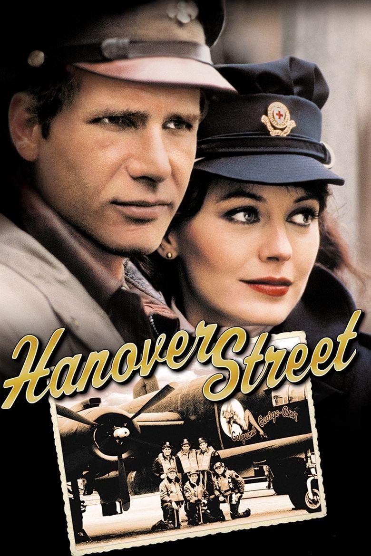 Hanover Street (film) movie poster
