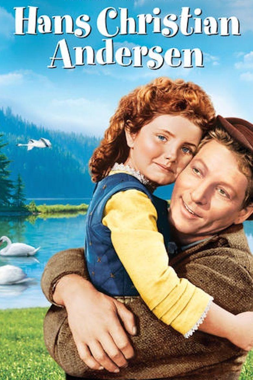 Hans Christian Andersen (film) movie poster