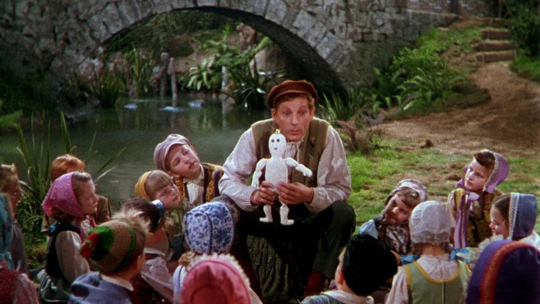 Hans Christian Andersen (film) movie scenes