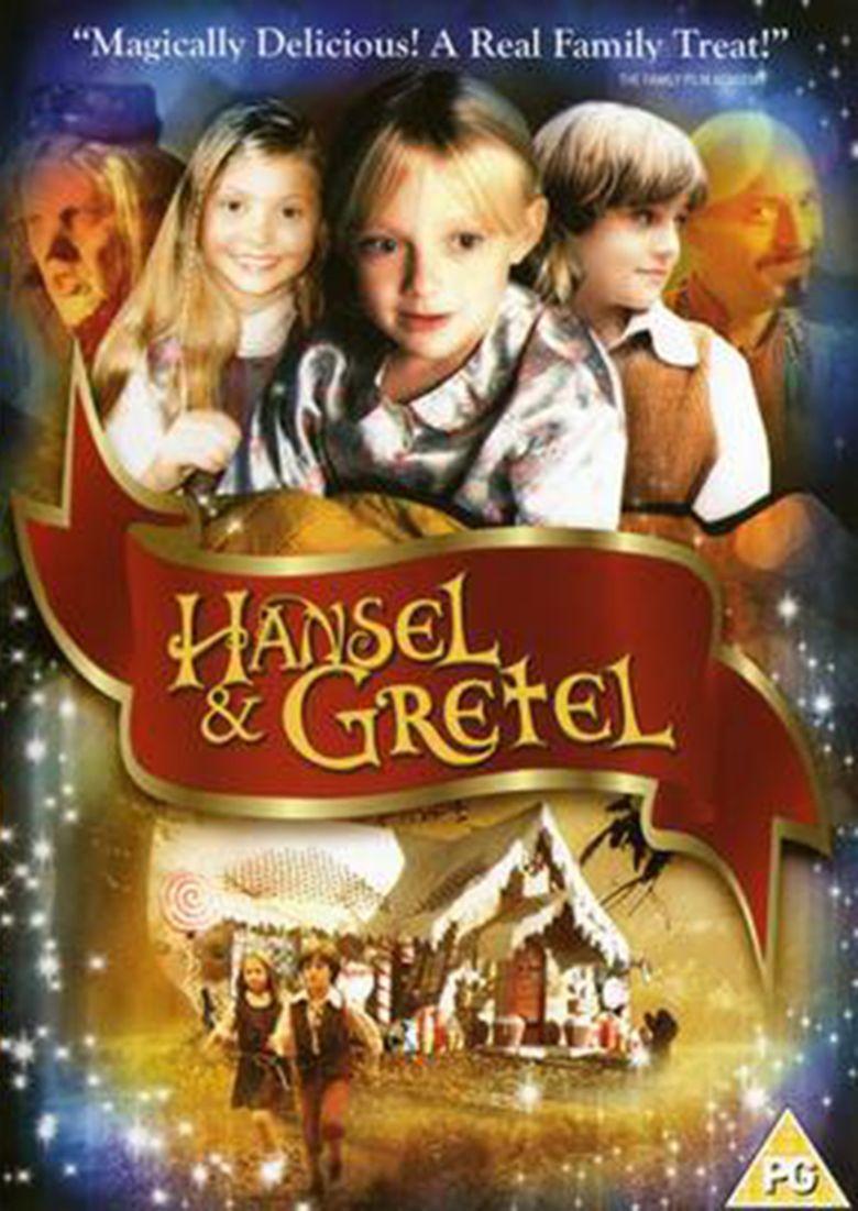 Hansel and Gretel (2002 film) movie poster