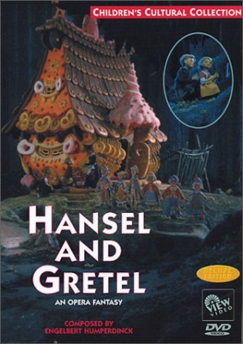 Hansel and Gretel: An Opera Fantasy movie poster