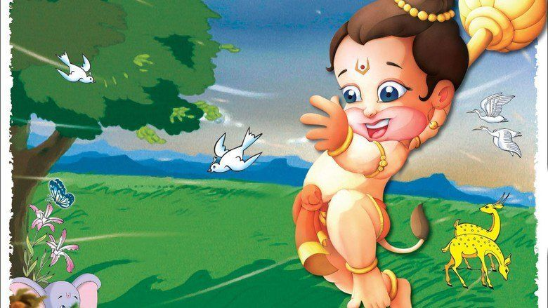 Hanuman (2005 film) movie scenes