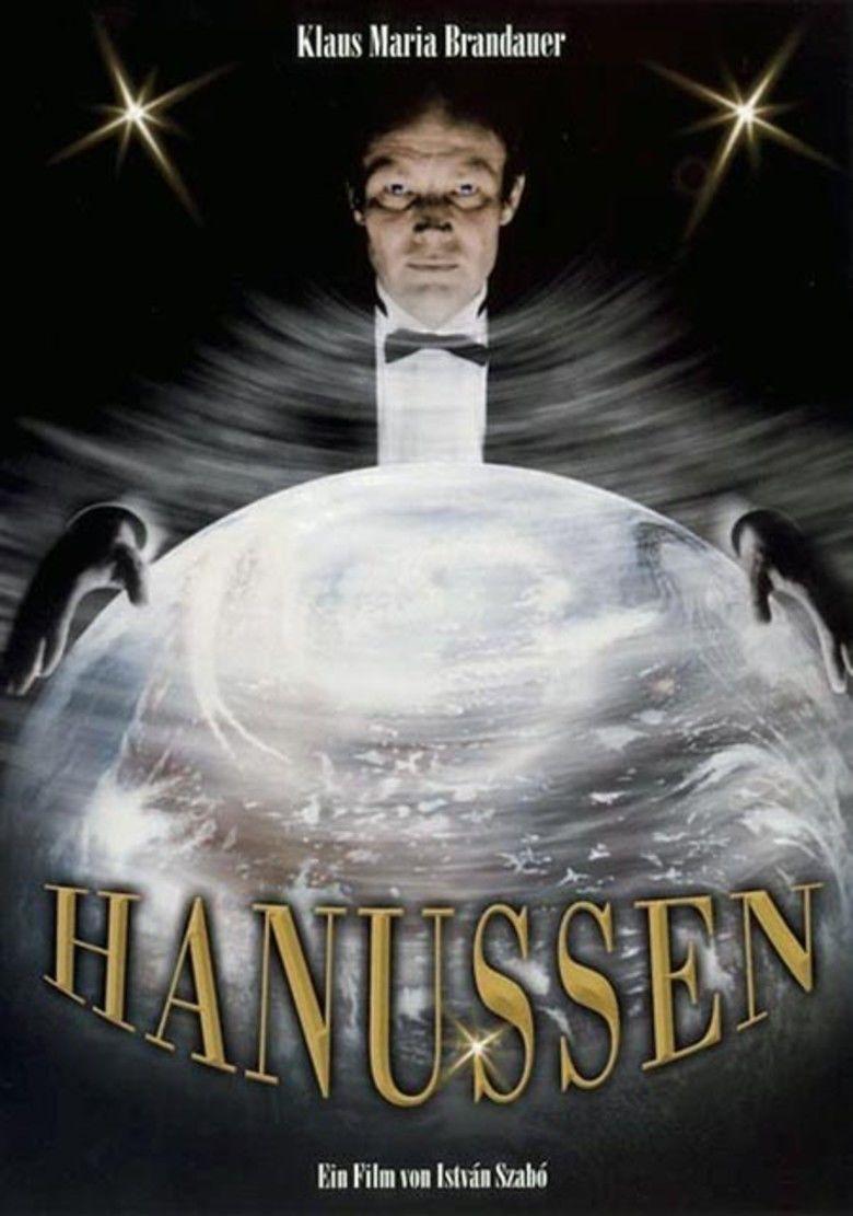 Hanussen (1988 film) movie poster