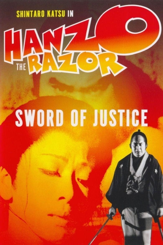 Hanzo the Razor movie poster