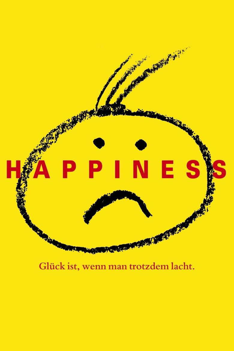 Happiness (1998 film) movie poster