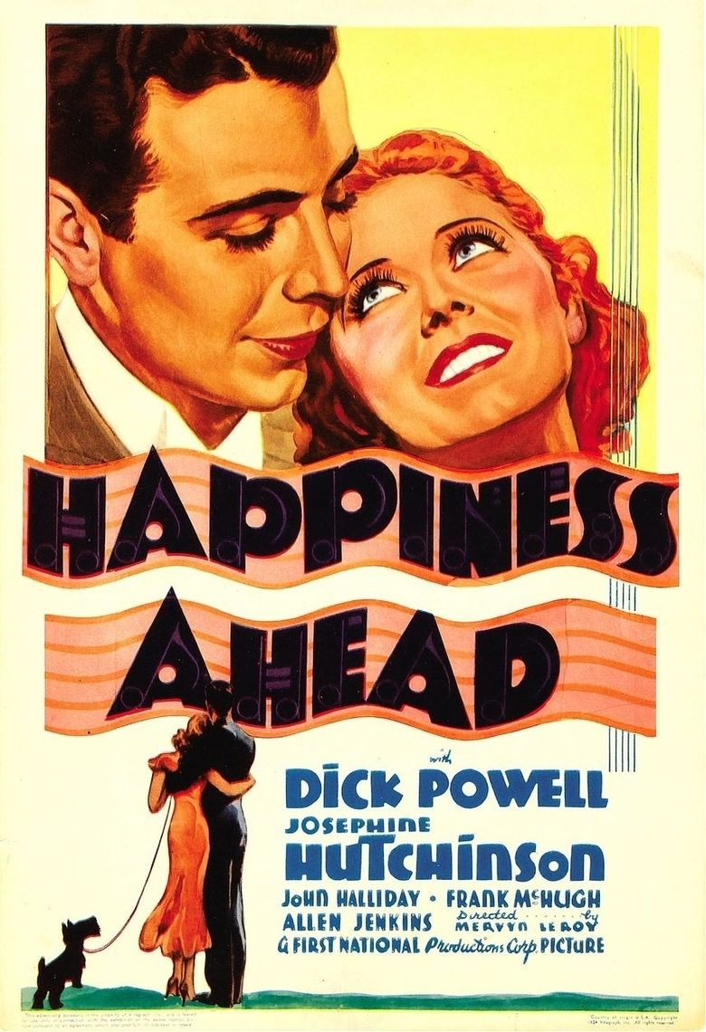 Happiness Ahead movie poster
