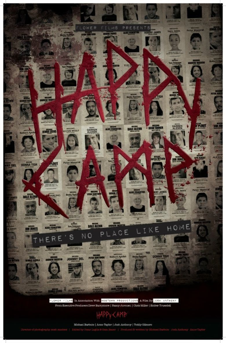 Happy Camp (film) movie poster