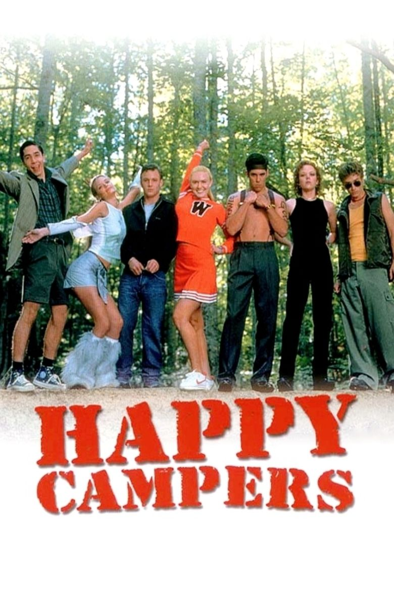Happy Campers (2001 film) movie poster