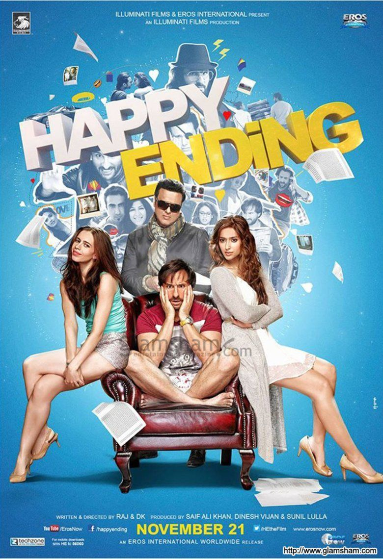 Happy Ending (film) movie poster