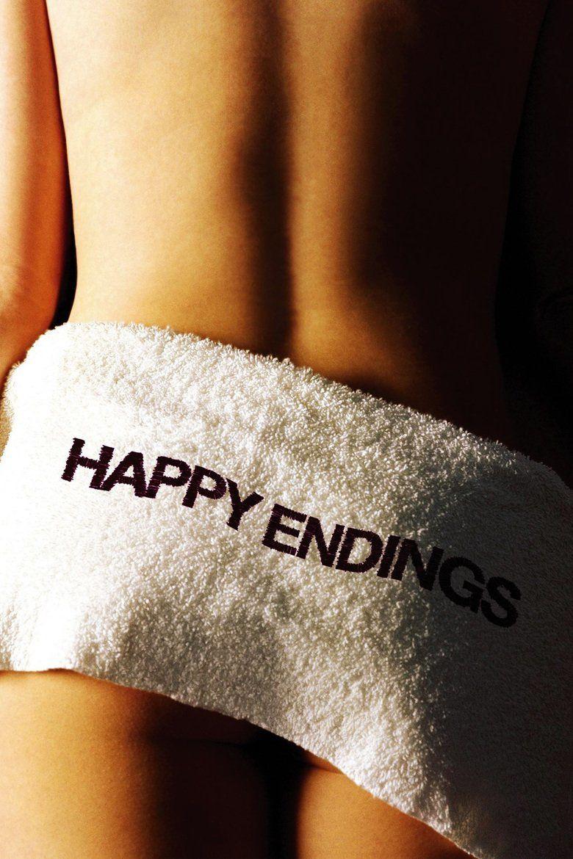 Happy Endings (film) movie poster