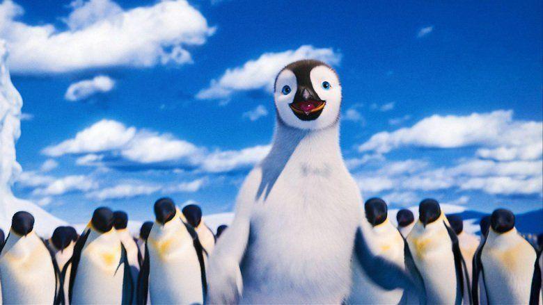 Happy Feet Two movie scenes