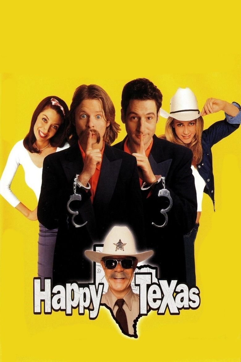 Happy, Texas (film) movie poster