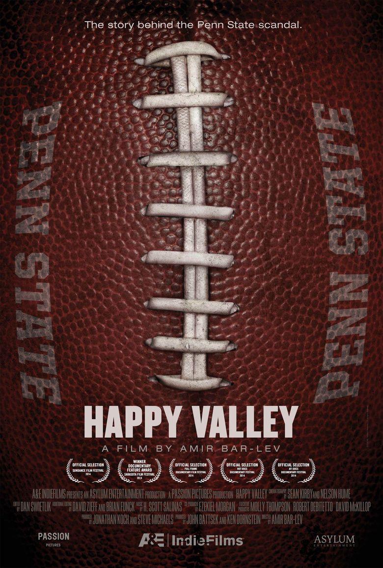 Happy Valley (film) movie poster