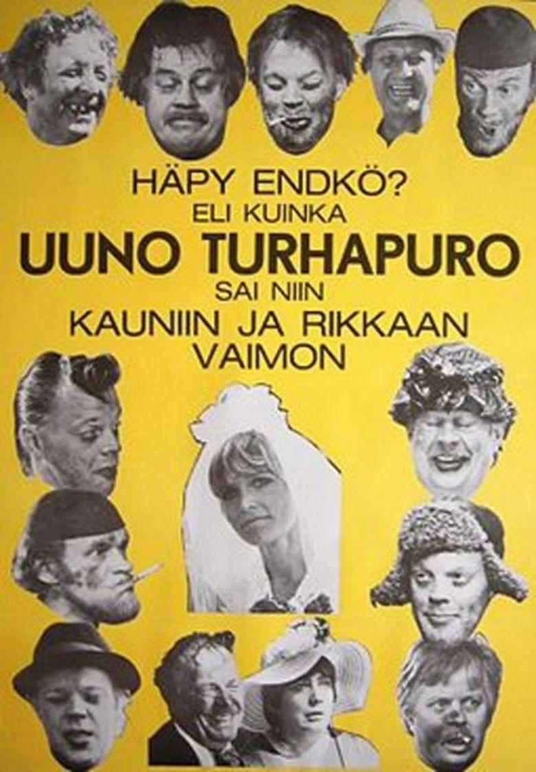 Hapy Endko Eli kuinka Uuno Turhapuro sai niin kauniin ja rikkaan vaimon movie poster
