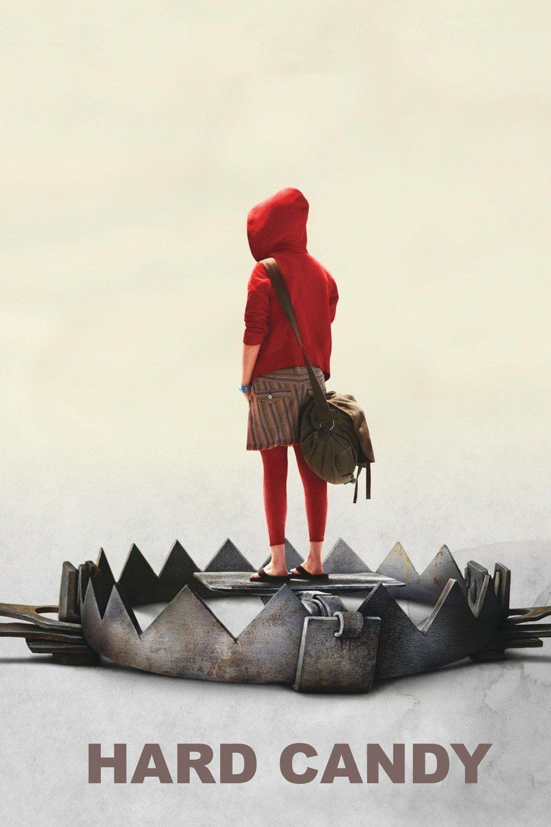 Hard Candy (film) movie poster