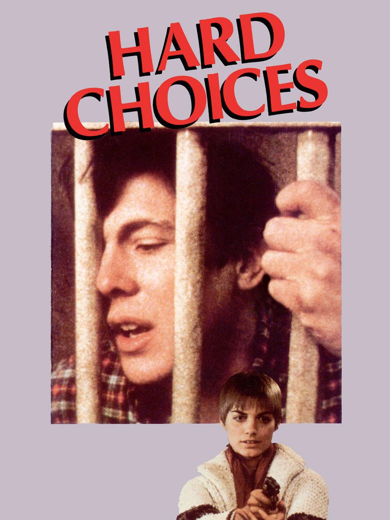 Hard Choices (film) movie poster