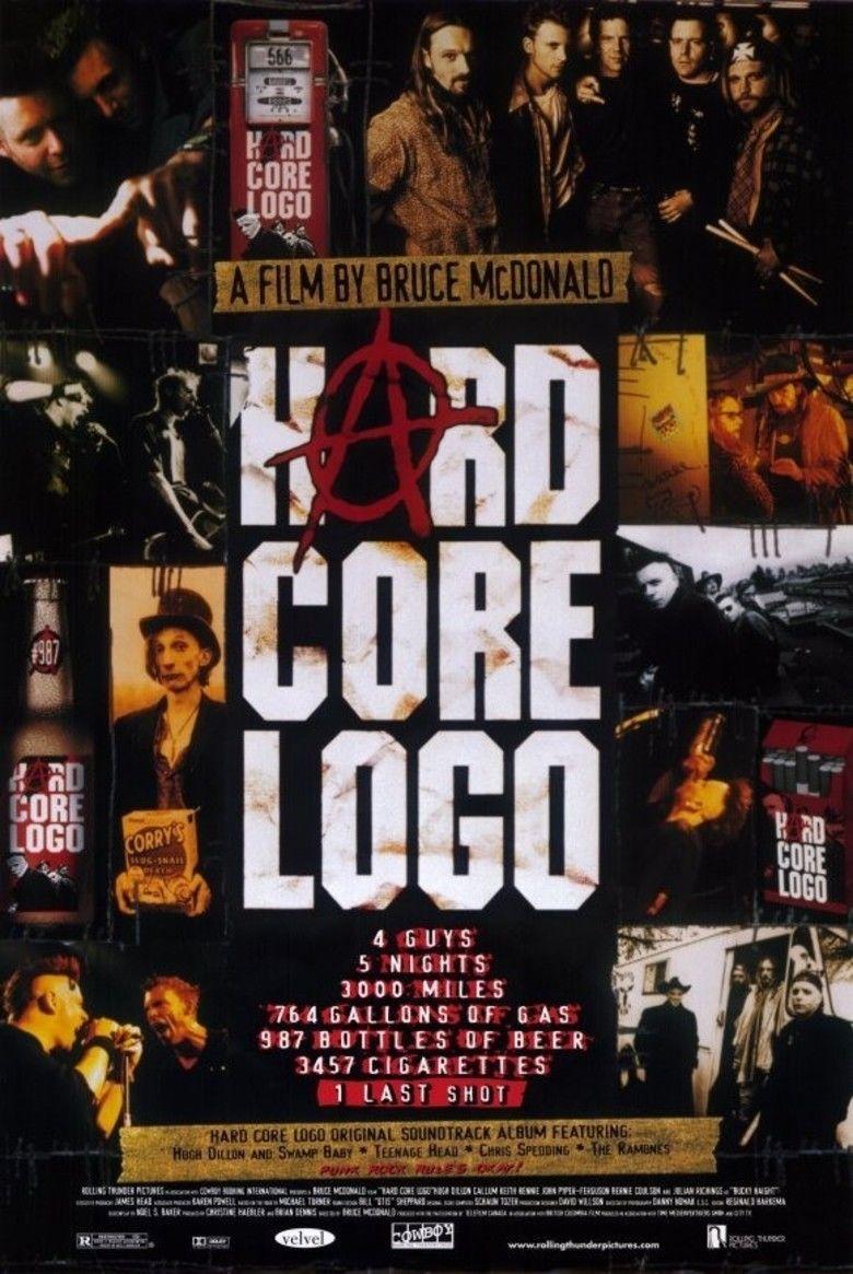 Hard Core Logo movie poster