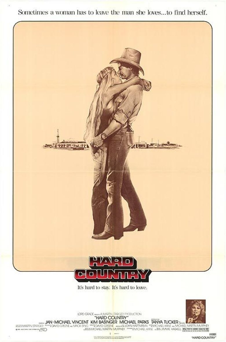 Hard Country (film) movie poster