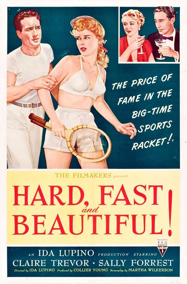 Hard, Fast and Beautiful movie poster