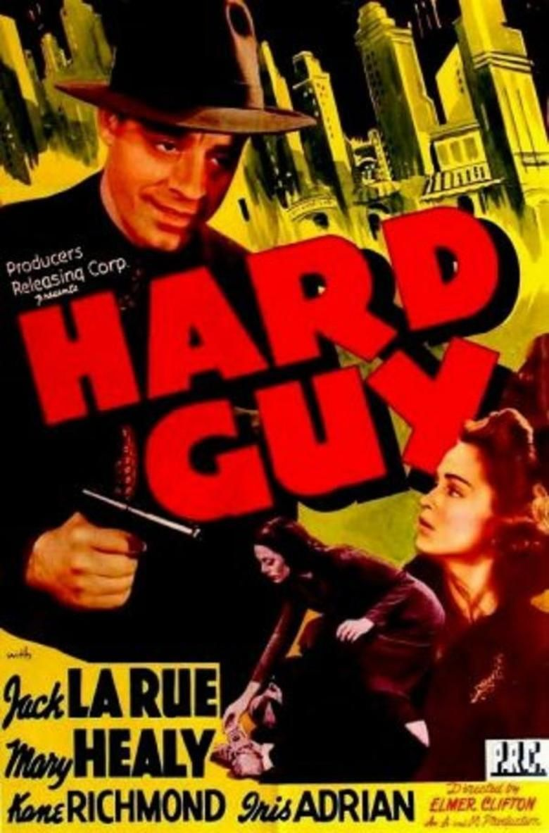 Hard Guy movie poster
