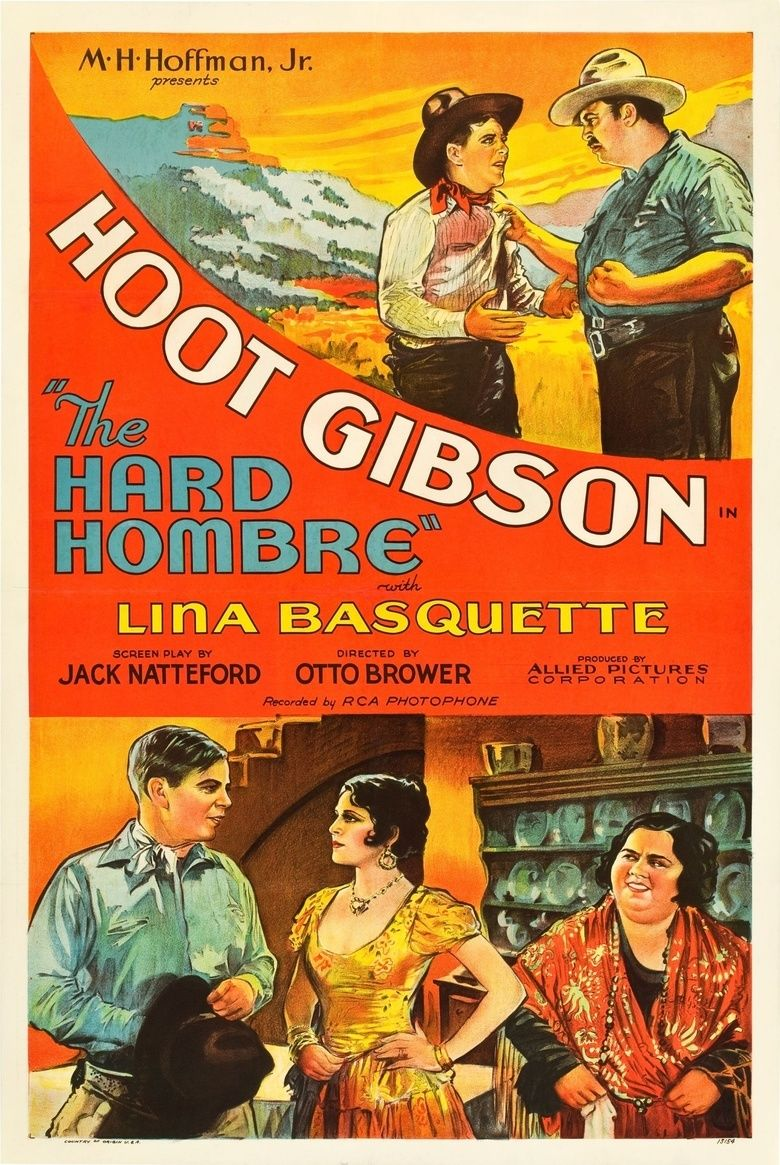 Hard Hombre movie poster