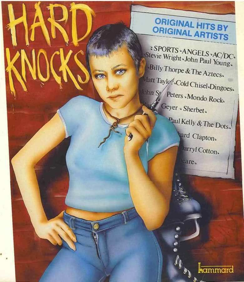 Hard Knocks (film) movie poster