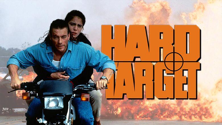 Hard Target movie scenes